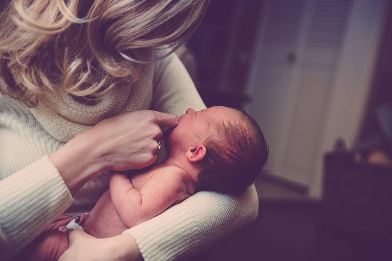 Breast milk contains CBD