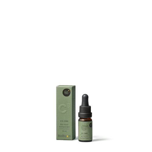 BioBloom Natural EIGHT 8% CBD oil