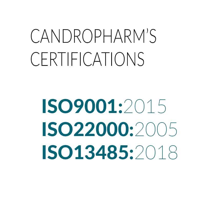 Candropharm25 2.5% CBD oil