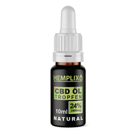 Hemplix 24% CBD oil