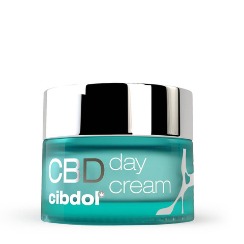 Cibdol 15 SPF CBD Day Cream